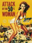 Attack of the 50FT. Woman