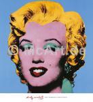 Shot - Blue Marilyn