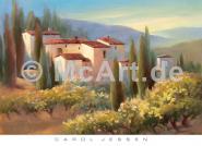 Blue Shadow in Tuscany II