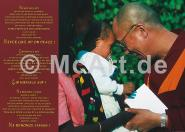 Dalai Lama with Child