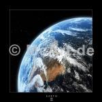 Earth 2 250g/m²,Fotopapier-Satin, seidenmatt