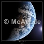 Earth 3 250g/m²,Fotopapier-Satin, seidenmatt