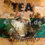 Tea Refreshing 250g/m²,Fotopapier-Satin, seidenmatt