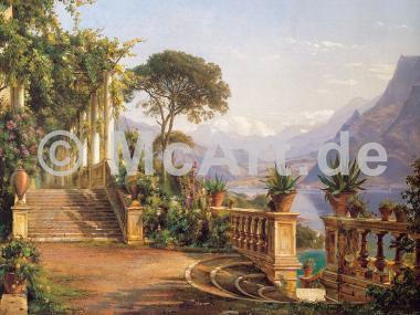 Pergola in Amalfi -