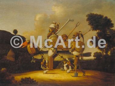 Don Quichotte -