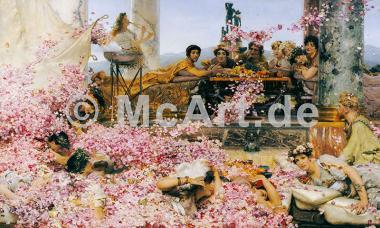 Die Rosen des Elagabalus -