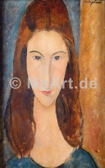 Jeanne Hebuterne -