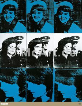 Nine Jackies, 1964