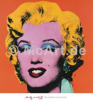 Shot - Orange Marilyn