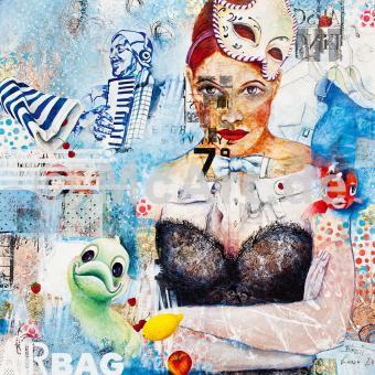 Queen Airbag -