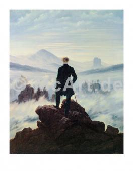 Der Wanderer im Nebelmeer