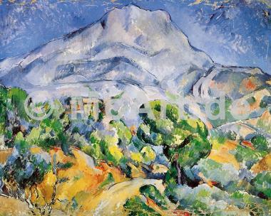 Montagne Saint-Victoire -