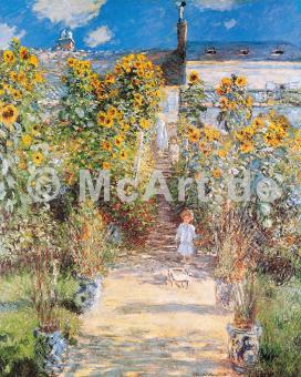 Der Garten des Künstlers -