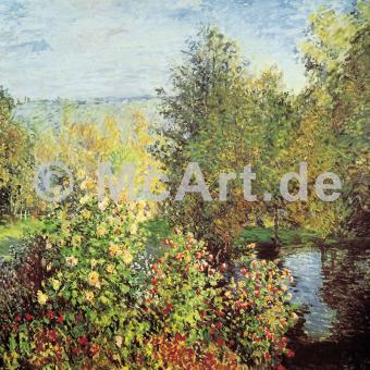 Stiller Winkel im Garten -