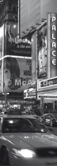 Times Sqare at night, New York