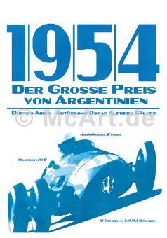 Grand Prix von Argentinien 1954 -