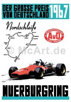 Grosser Preis von DE,1967 -