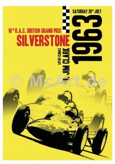 Grand Prix of Silverstone,1963 -