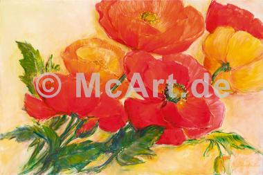 Splendid Poppies -