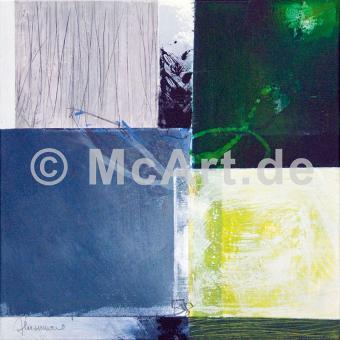 Composizione verde II -