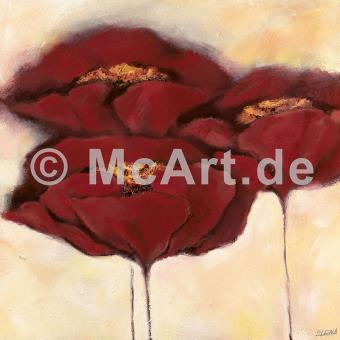 Mohn in Milch I