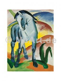 Blaues Pferd I - Monaco