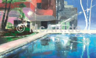 Pool Scene 1 -