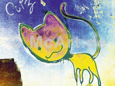 Katze 3 -