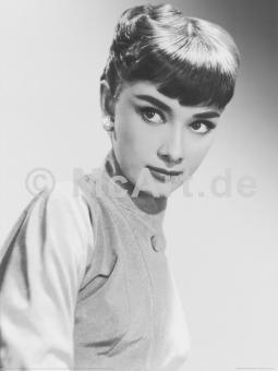 Audrey Hepburn - Portrait