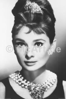 Audrey Hepburn - Face