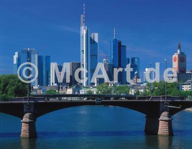 Skyline, Frankfurt am Main -