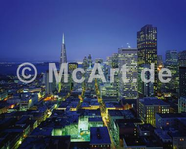 Downtown, San Francisco -