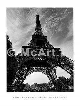 La Tour Eifel, Paris
