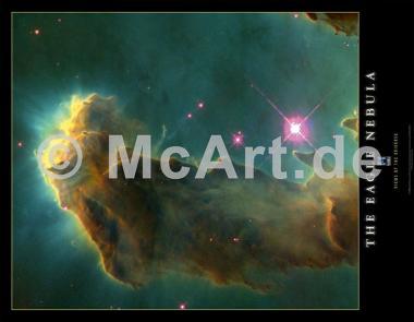 The Eagle Nebula -