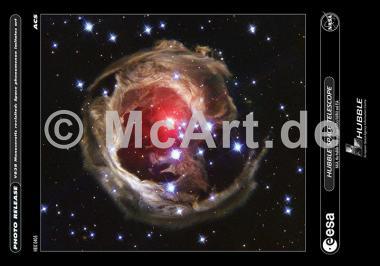 V 838 Monocerotis -