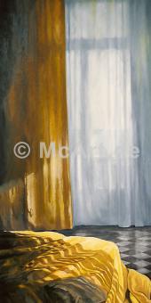 Interieur mit Sonne und Meer I