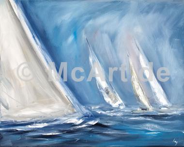 Wind blows -