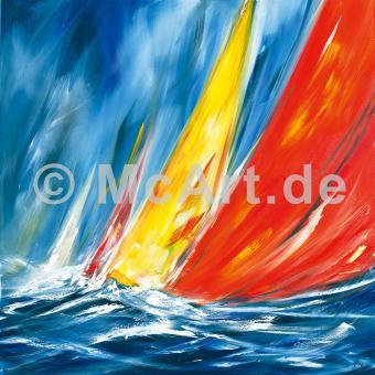 Dynamic Sail II -