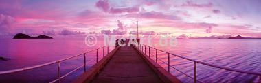Tropical sunrise -