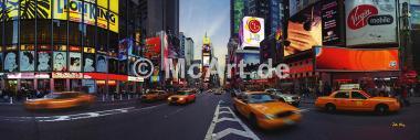 Time Square panorama -