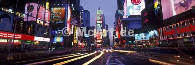 Time Square colors -