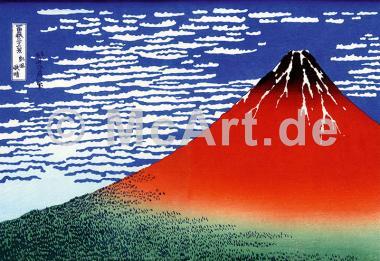 Roter Fuji -