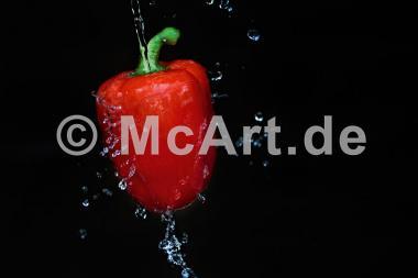 Spritziges Gemüse I -