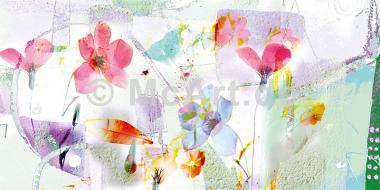 Flowerart I -