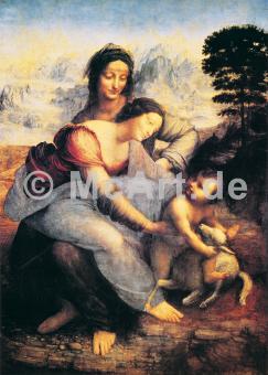 Die heilige Anna -