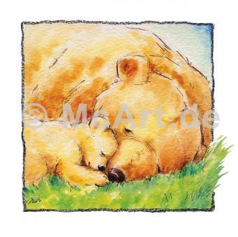 Mother Bear's Love II