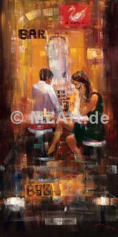 Bar Scene II -