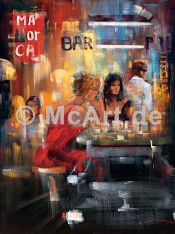 Bar Scene IV -