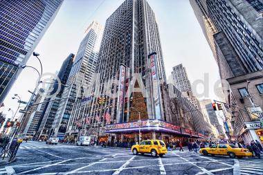 Radio City Music Hall -