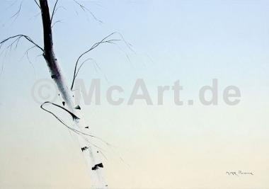 Birches II -